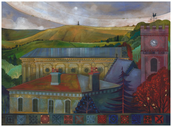 Kate Lycett - The Town Hall