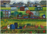 Kate Lycett - Allotments
