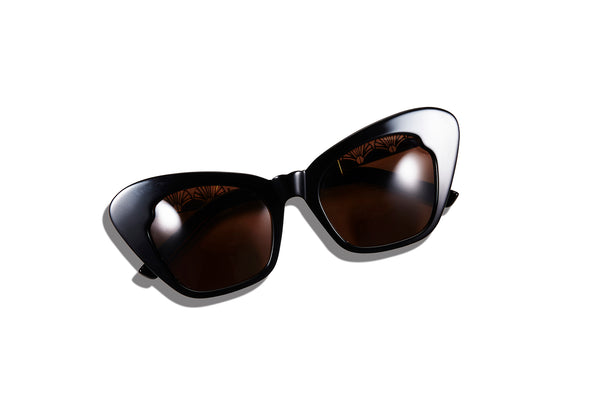 HTL X Pared Eyewear - Black