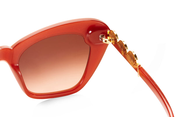 HTL X Pared Eyewear - Terracotta