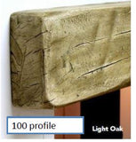 Lignacast Beams - Light Oak