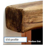 Lignacast Beams - Limed Oak