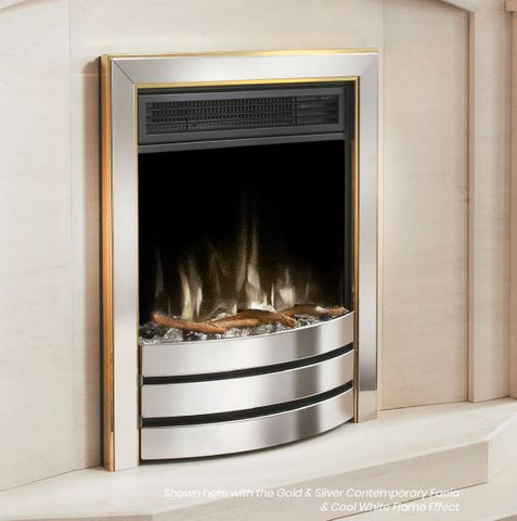 TEP Bespoke 16 HD+ Electric Fire