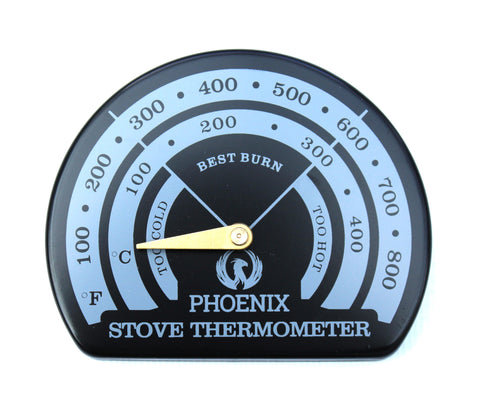 TEP Stove Pipe Thermometer (RRP £10.00)