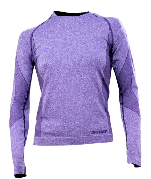 Spyder Womens Runner L/S Top REGAL