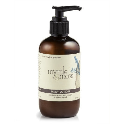 Myrtle & Moss Body Lotion