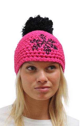 Snow Angel Colour Beanie