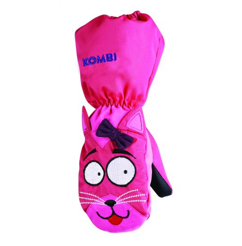 Kombi Kids Animal Farm Mitts