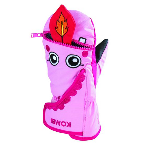 Kombi Kids Dragon Mitts