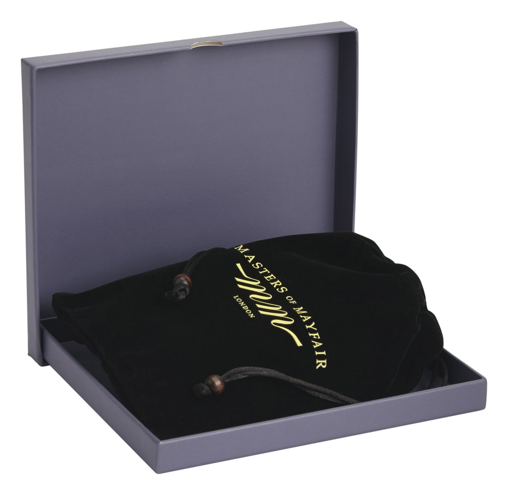 Royal Navy Blue Lavender Free presentation box