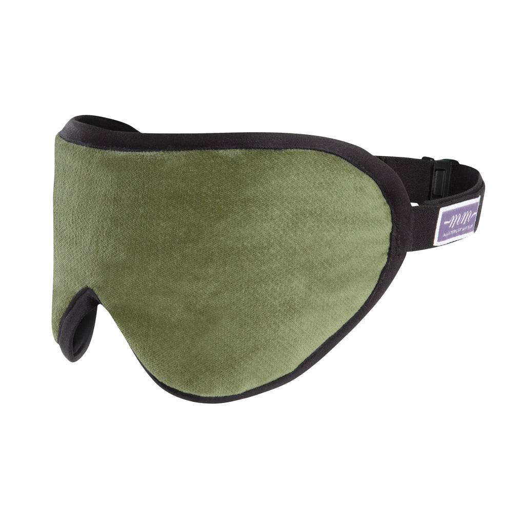 The Sleep Mask Luxe - British Racing Green