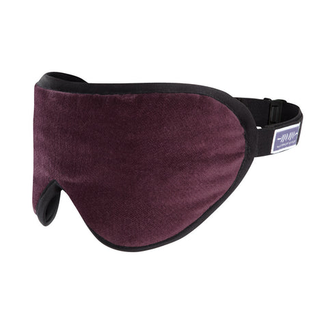 The Sleep Mask - Bond Street Burgundy