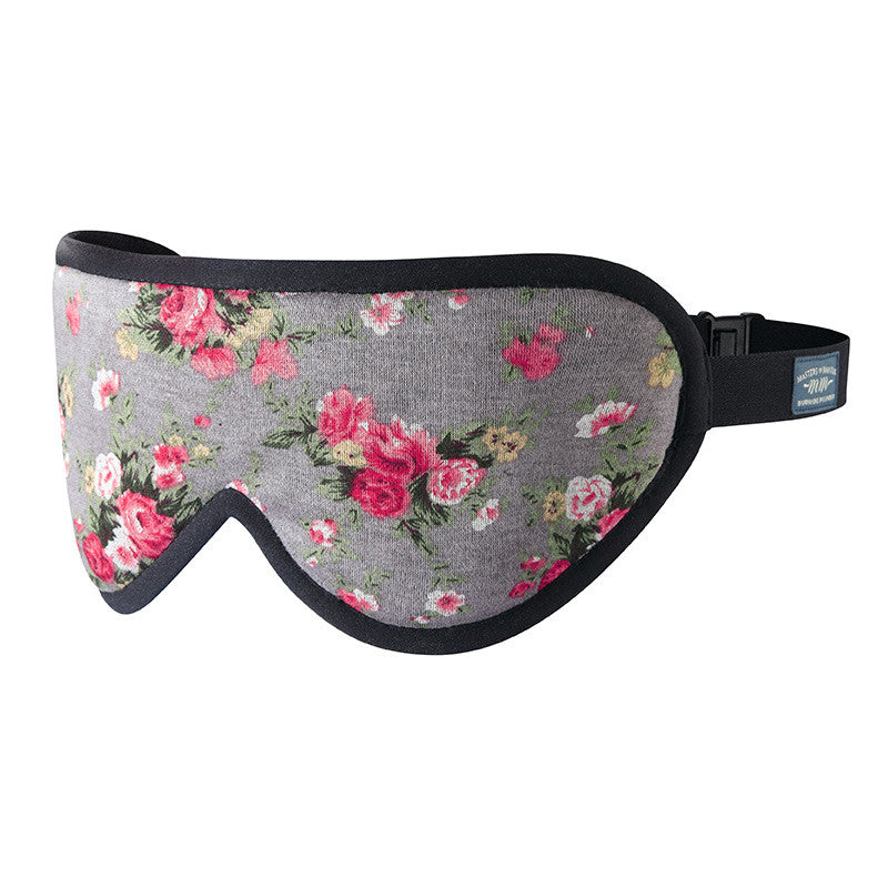 The Sleep Mask Limited Edition - Chelsea Flowers