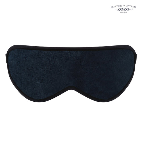 The Sleep Mask Luxe - Royal Navy Blue