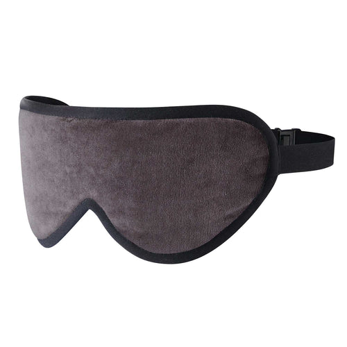 Luxury Sleep Mask in Grey
