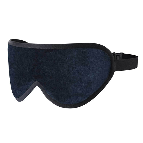 Sleep Mask Luxe Lavender Free - Royal Navy Blue