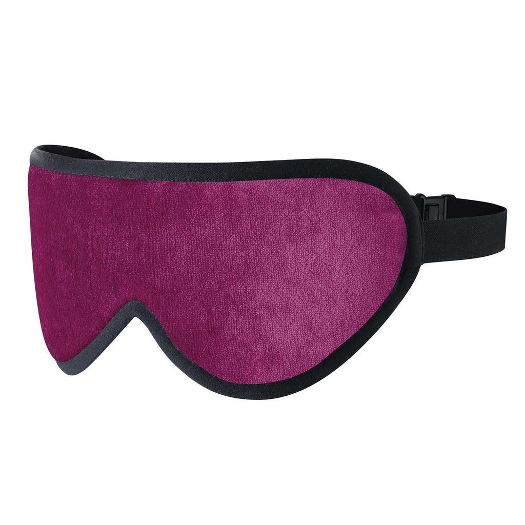 Luxury Silk Eye Mask - Piccadilly Pink
