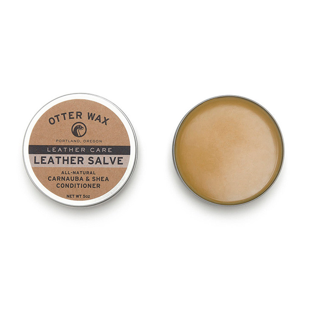 Leather Salve Conditioner