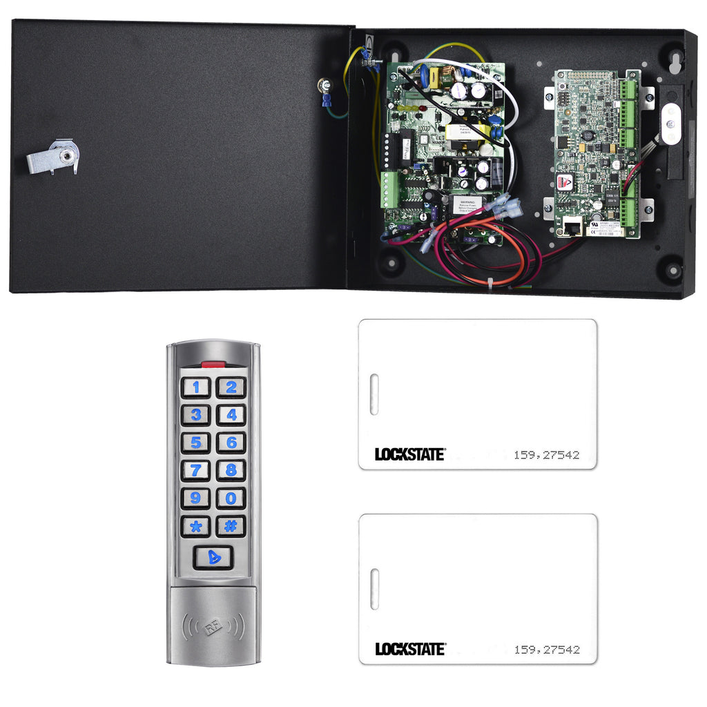 LockSTATE Access Control System (ACS) - 1 door