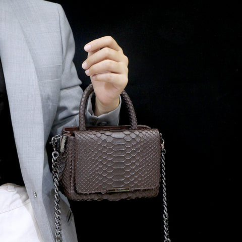 HANDBAG CROCODILE