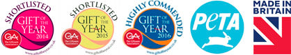 "2016 ""Gift of the Year"" Highly Commended Award"