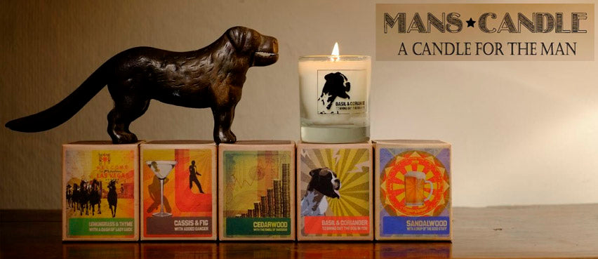 Manscandle, Candles For Men