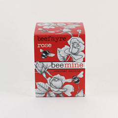 Beefayre Moroccan Rose Candle Packaging