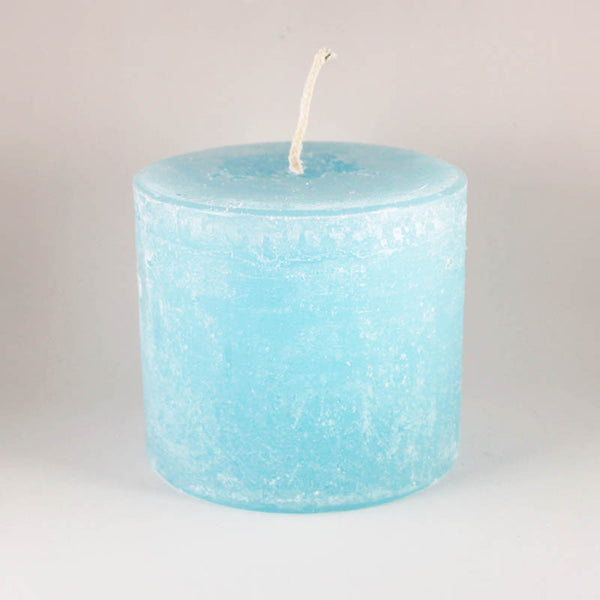 "Melt ""Short & Fat"" Angel Pillar Candle"