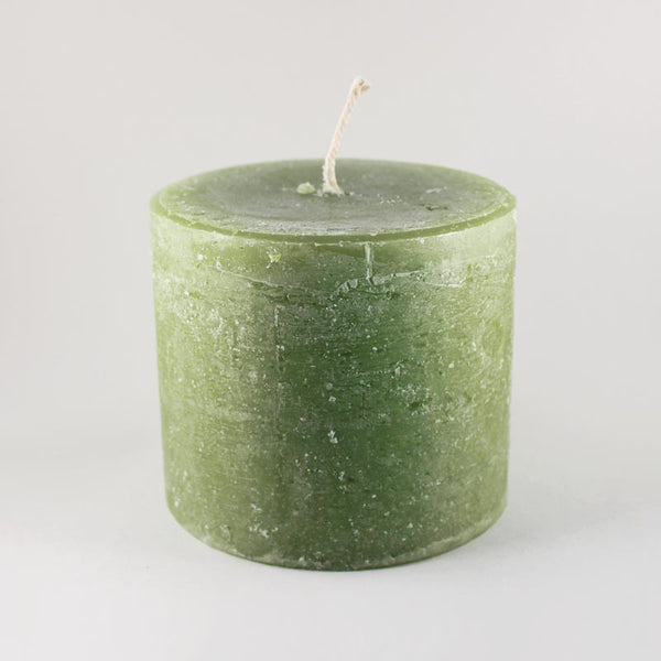 "Melt ""Short & Fat"" Eden Pillar Candle"