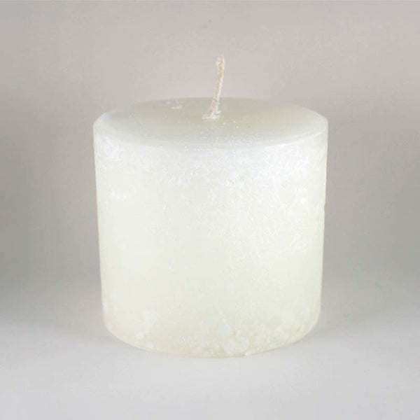 "Melt ""Short & Fat"" Shine Pillar Candle"