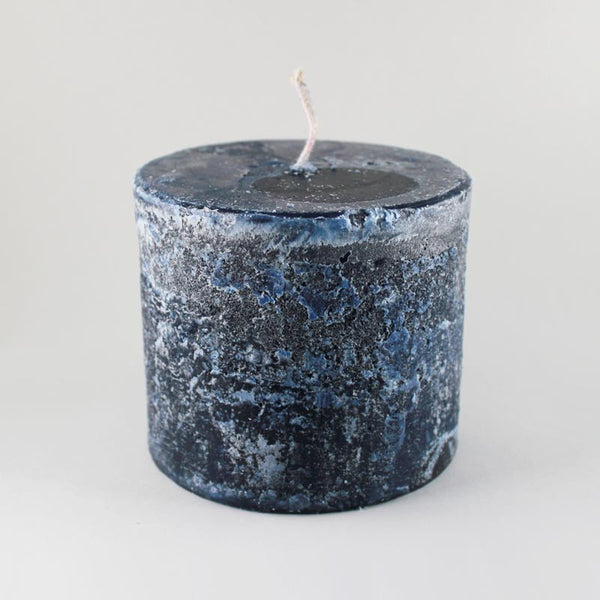 "Melt ""Short & Fat"" Verbena & Clary Sage Pillar Candle"