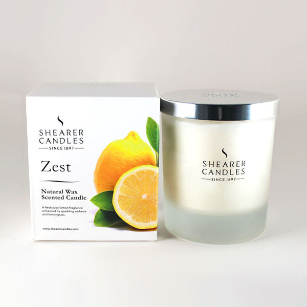 Shearer Lemon, Verbena & Lemongrass Candle