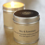 St Eval Bay & Rosemary Candles