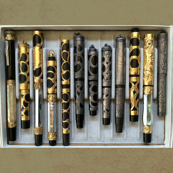 Antique Pens (1880-1930)