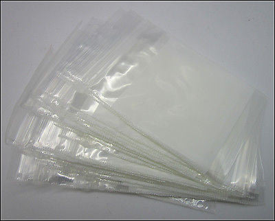 "Amazing 100 Fountain Pen Parts Zipped Stock Bags 2""x3"" for Small Fountain Pen Parts  (Ref.# 5548)"