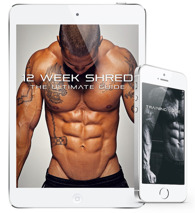 12 Week Shred Transformation Pack [Men's Edition]. maletransform. 4 reviews