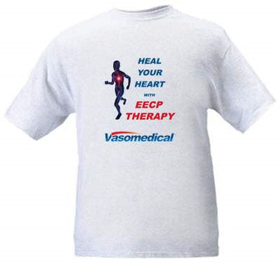 EECP<sup>®</sup> Therapy Heal Your Heart T-Shirt