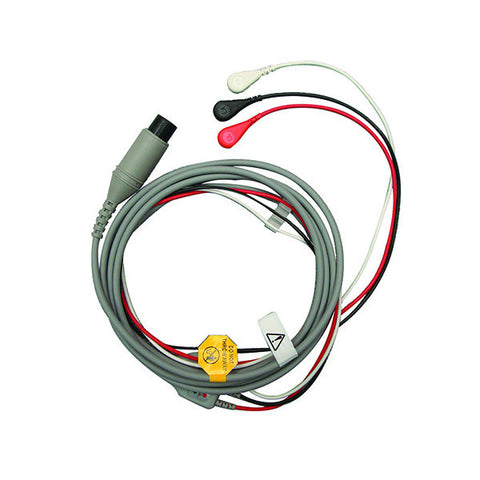 3-Lead Integrated ECG Cable for AngioNew®-V/AngioNew®-VI