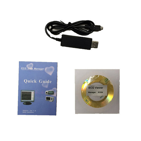 EZ ECG™ Software & Data Cable