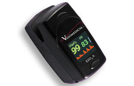 EZ O2™-A Adult Finger Pulse Oximeter