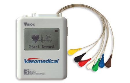BIOX™ Ultra Compact ECG Holter Recorder