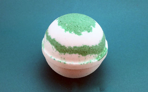 Fizzy Bath Bomb - Cool Fresh Aloe 4.5 oz