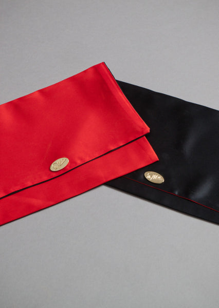 Satin Stockings Pouch