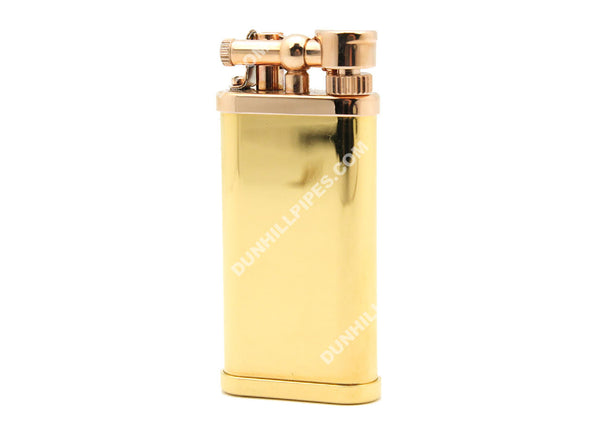 Dunhill Gold Plated Art Deco Lighter #ULY1473