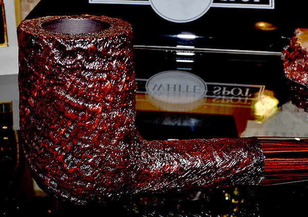 Dunhill Cumberland Group 4 Pipe #4112D