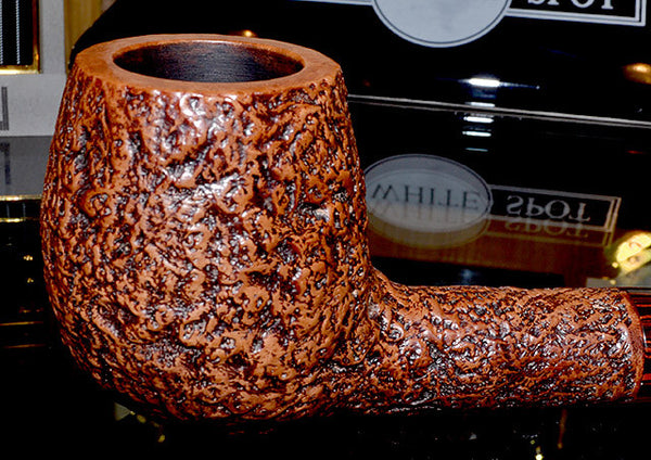 Dunhill County Group 4 Pipe #4101C