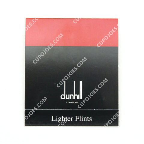 Dunhill Flints Red 9pk For Rollagas Only #LA1201