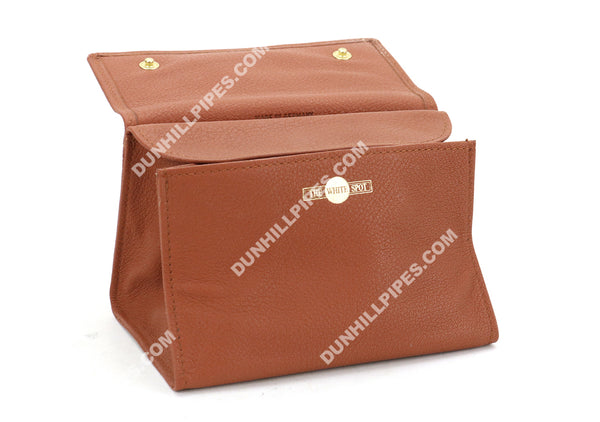 Dunhill PA 2026 Terracotta Medium Box Pipe Tobacco Pouch