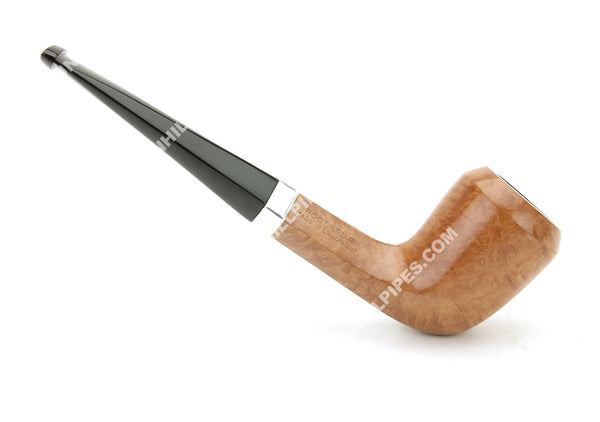 Dunhill Root Briar Group 4 Sterling Silver Quaint Pipe #QTA