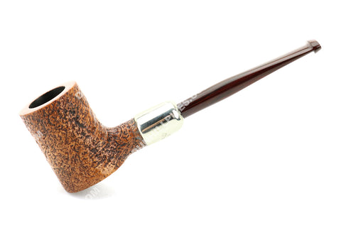 Dunhill County Group 3 Pipe w/ Silver Army Mount #3122